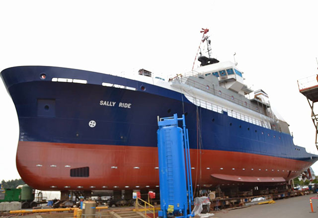 Dakota Creek Shipyard